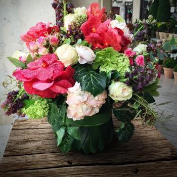 Le Bouquet infini