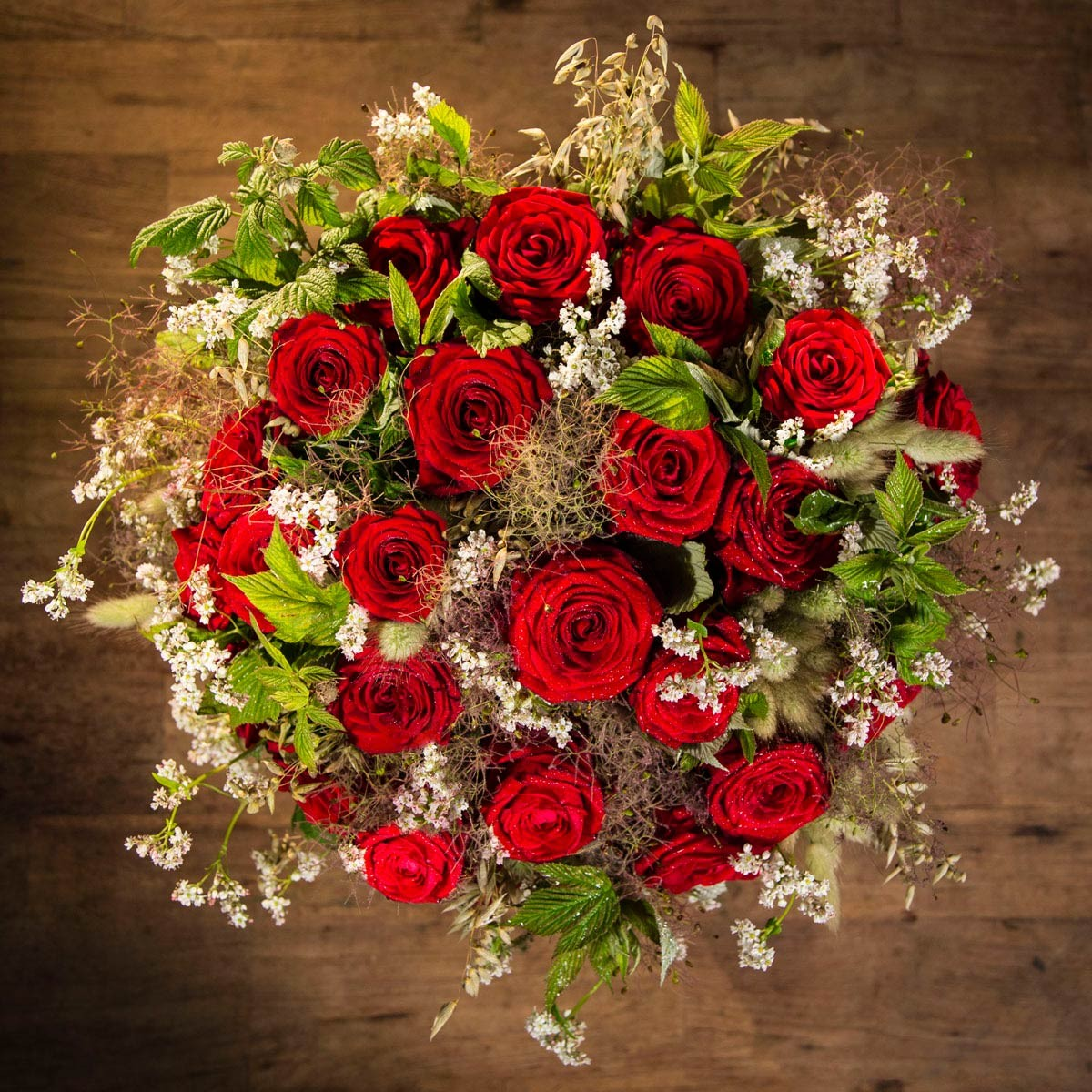Bouquet de roses rouges les roses rouges de chloris for Bouquet de rose