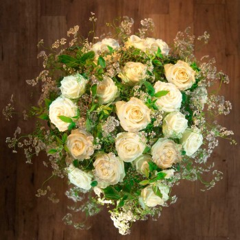 Les roses blanches Héméra